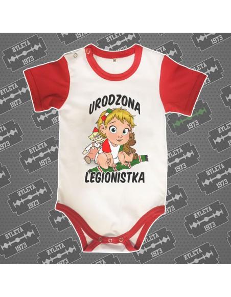 """Body """"Urodzona Legionistka"""""""